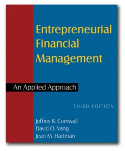 Entrepreneurial Financial Management Textbook